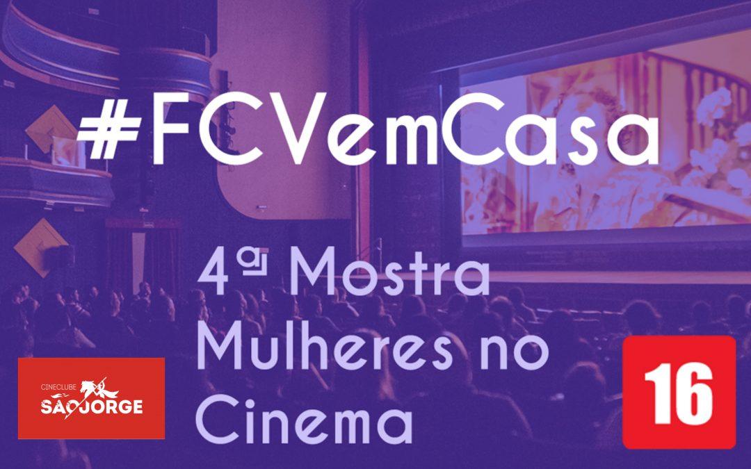 #FCVemCasa: Mostra Mulheres no Cinema