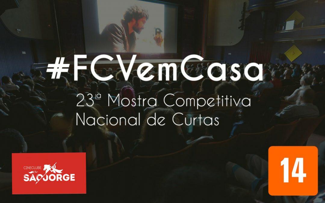 #FCVemCasa: 23ª Mostra Competitiva de Curtas