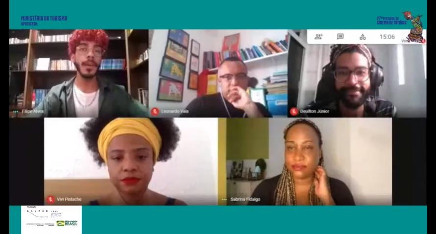 Debate da 5ª Mostra Cinema e Negritude aborda a produção de realizadores negros