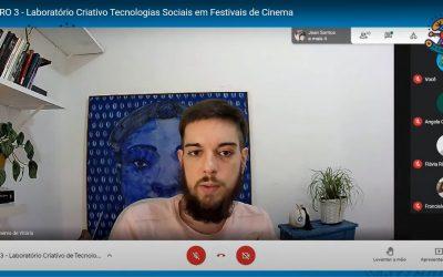 Mobilização Comunitária encerra Laboratório Criativo – Tecnologias Sociais nos Festivais de Cinema