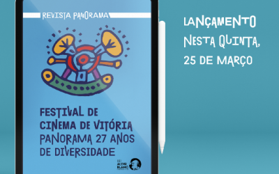 Revista Panorama será lançada em formato online e gratuito nesta quinta-feira (25)