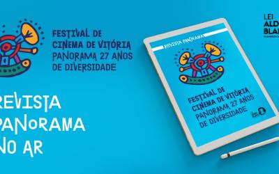 Revista Panorama está no ar em formato online e gratuito