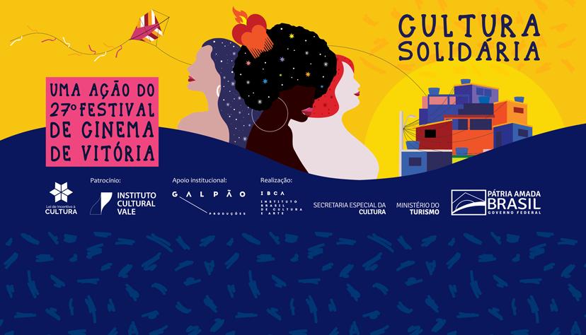 Saiba como se inscrever nas oficinas do 27º FCV – Cultura Solidária
