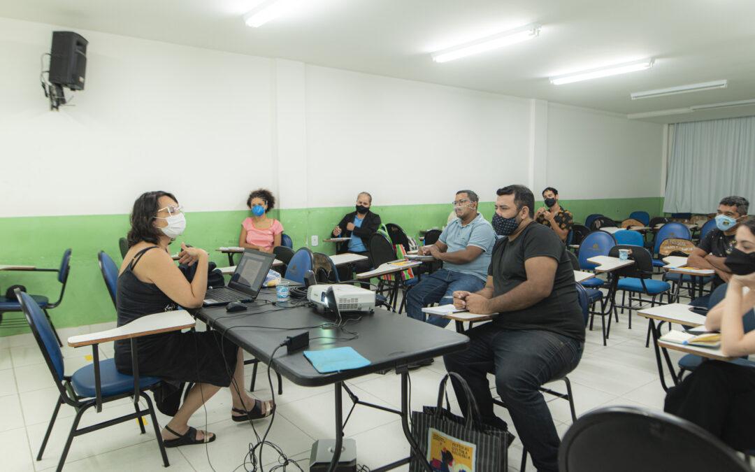 27º FCV – Cultura Solidária finaliza segunda etapa de oficinas na cidade de Cariacica