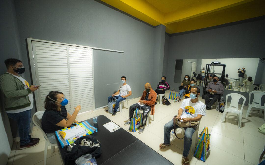 Oficina de Elaboração e Gestão de Projetos Culturais Periféricos auxilia no planejamento de projetos