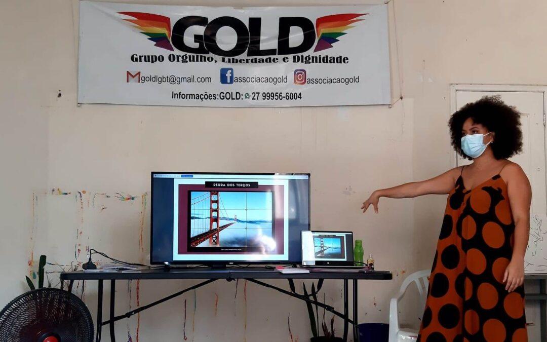 Associação Gold recebe Oficina de Fotografia: Retratos Cotidianos em Vitória