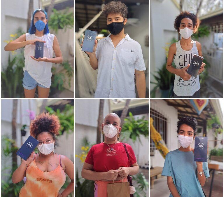 27º FCV – Cultura Solidária: Vencedores do Concurso de Fotografia recebem seus prêmios