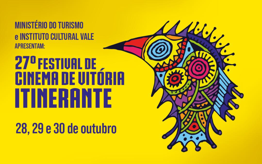 27º Festival de Cinema de Vitória Itinerante promove o encontro entre o cinema e a música em evento on-line