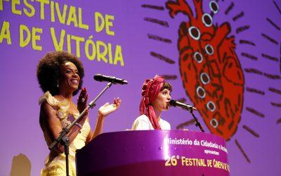 Abertura – 26º Festival de Cinema de Vitória