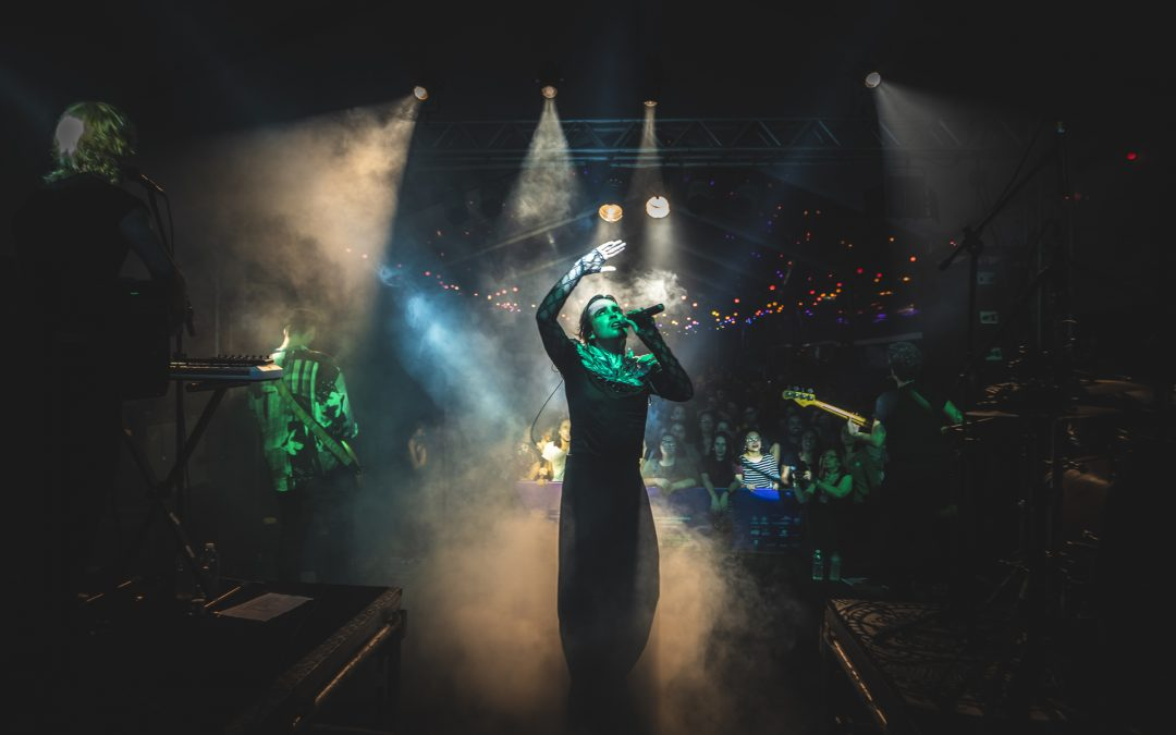 Tenda Musical promoveu intercâmbio cultural no 26FCV