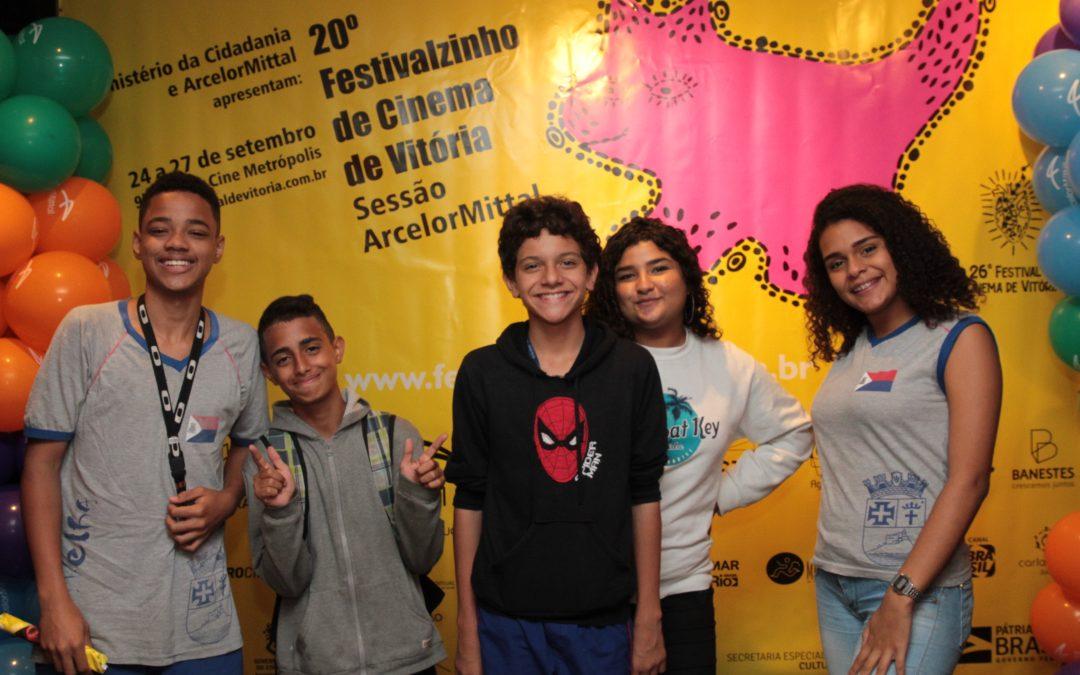 20º Festivalzinho de Cinema de Vitória – Sessão ArcelorMittal: 3º Dia