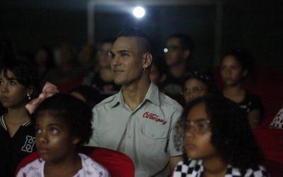 26FCV Itinerante: público de Piúma conferiu a  5ª sessão da Rota Verão
