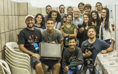 Festival exibe curta produzido por alunos de oficina