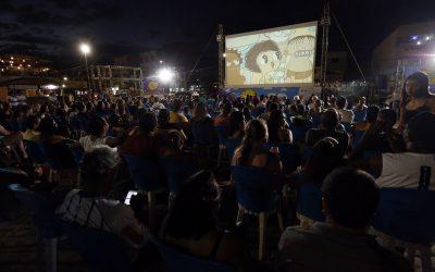 Guriri lota sessão de encerramento do 25º Festival de Cinema de Vitória Itinerante