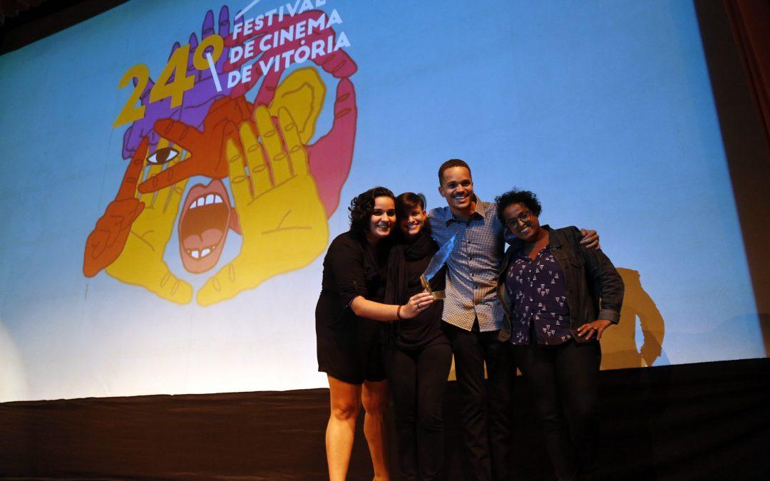 Conheça os vencedores do 24º Festival de Cinema de Vitória